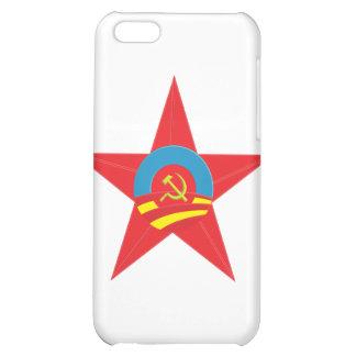 Obama Communist Star iPhone 5C Case