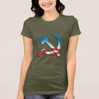 Obama Communist Symbol T-Shirt