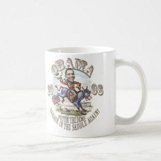 Obama Cowboy 2008 Mugs