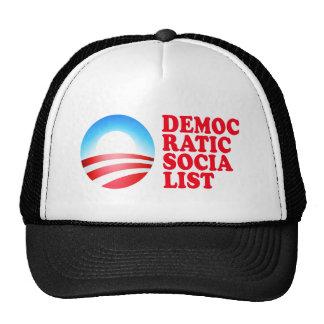 Obama Democratic Socialist Cap