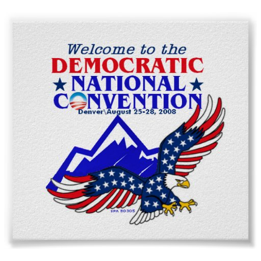 Obama DNC Poster