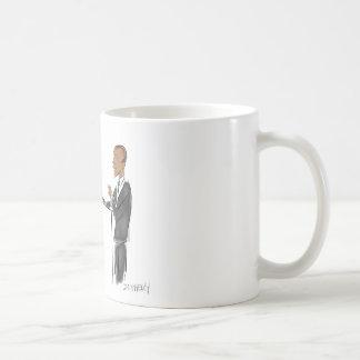 Obama: Don't Boo, Vote! Coffee Mug