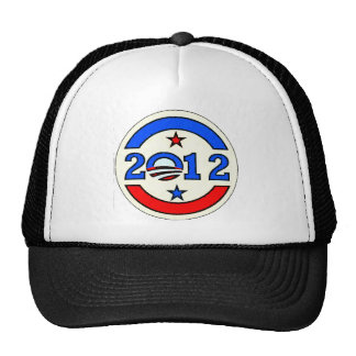 OBAMA ELECTION 2012 TRUCKER HATS