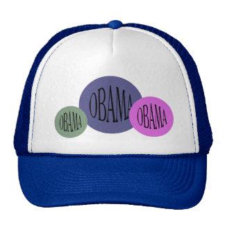 Obama election memorabilia cap