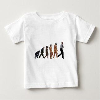 Obama Evolution Baby T-Shirt