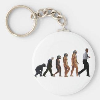 Obama Evolution Key Ring