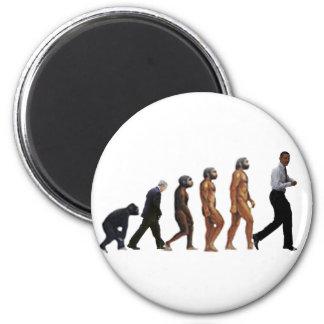 Obama Evolution Magnet