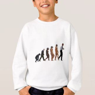 Obama Evolution Sweatshirt