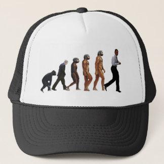 Obama Evolution Trucker Hat
