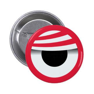 Obama Eye Pin