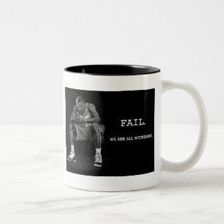 Obama Fail. Mug