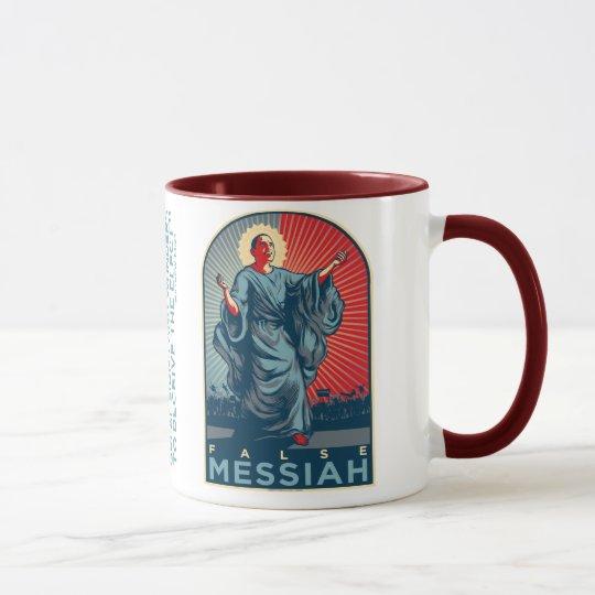 Obama False Messiah Mug