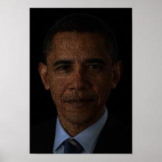 Obama False Prophet Poser Poster