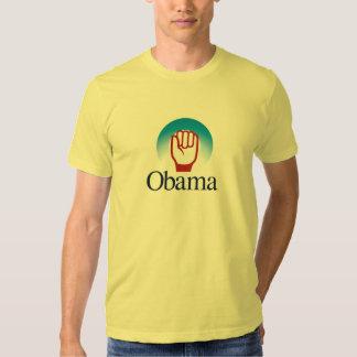 Obama fist  bump shirt