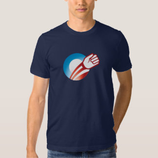 Obama fist bump t shirts