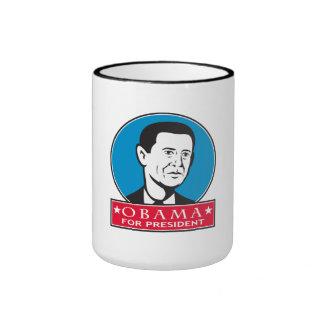 Obama For American President Mugs