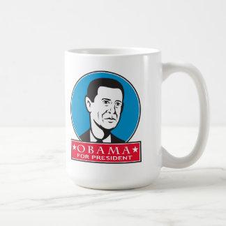 Obama For American President Mug