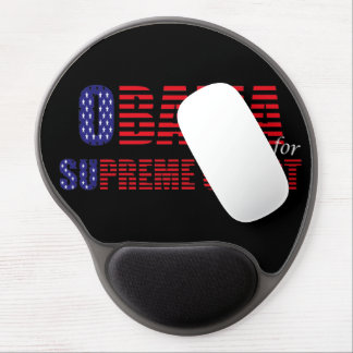 Obama for Supreme Court Mousepad Gel Mouse Pad