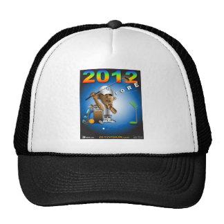 Obama Fore 2012 Cap
