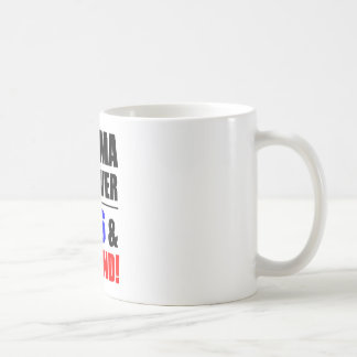 Obama Forever: 2016 & Beyond! Basic White Mug