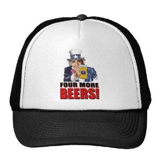 Obama - Four More Beers Cap