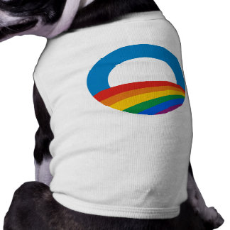 Obama Gay Pride Shirt