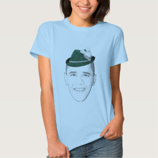 Obama- German- YES WE CAN! T-shirts