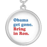 Obama get gone. Bring in Ro Necklaces