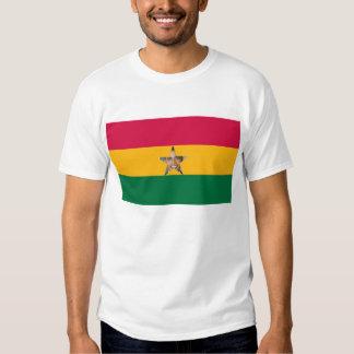 Obama Ghana Flag T-shirts