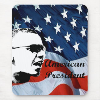 Obama Gifts 2 Mouse Pads