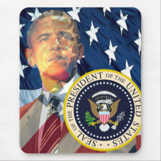 Obama Gifts 3 Mouse Pad