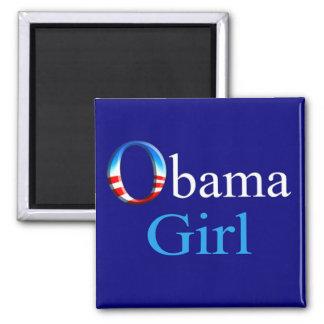 Obama Girl Magnet (navy)