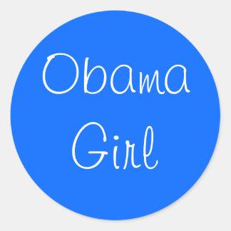 Obama Girl Stickers