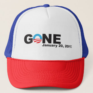 Obama Gone, 2017 Trucker Hat
