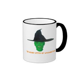 Obama Halloween Mug Anti Obama