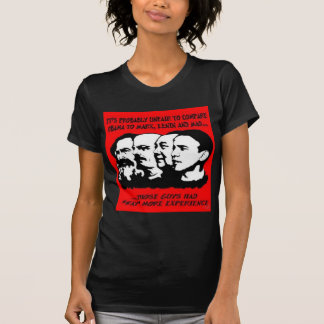 Obama has no experience - - Customized T-Shirt
