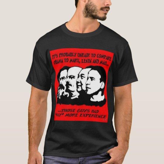 Obama has no experience - T-Shirt