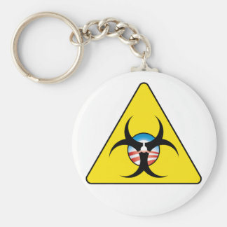 Obama Hazard keychain