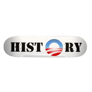 Obama History Skate Deck