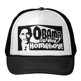 Obama Homeboy 2008 Hat