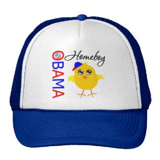Obama Homeboy Mesh Hats