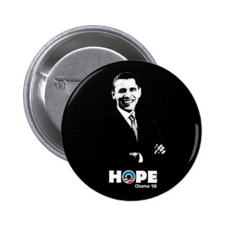 Obama: Hope Button by Budi
