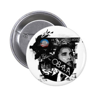 Obama: Hope Button by Ryan