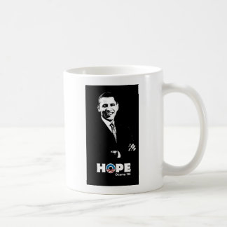 Obama: Hope Mug by Budi