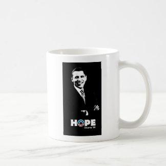 Obama: Hope Mug by Budi