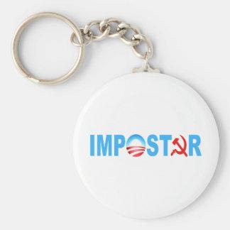 Obama Impostor Keychain