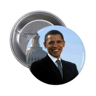 Obama in Washington button