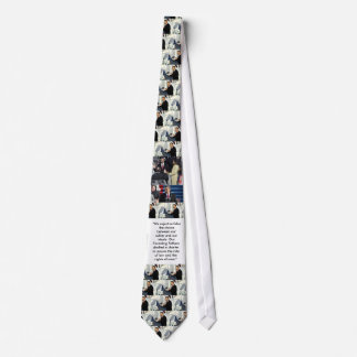 Obama Inaugural Speech Tie