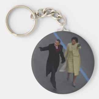 Obama Inauguration Key Ring