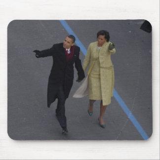 Obama Inauguration Mouse Mat